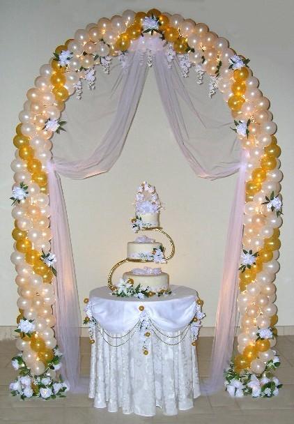 Classic Wedding Arch